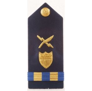 Hard Shoulder Board WO2 ISS
